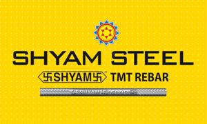 Shyam Steel Logo
