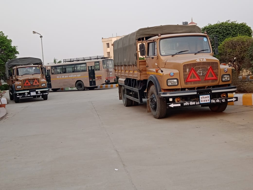 Hospitality to PAC Forces @KIT, Varanasi